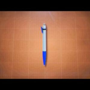 Pen with Alligator Clip