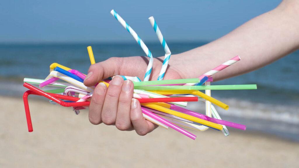 Reusable Straw Sanitizing System