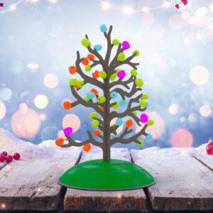 Grammy Lou's Mini Gumdrop Tree