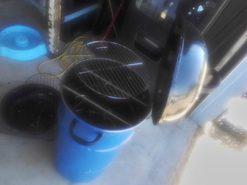 Smoker BBQ Barrel