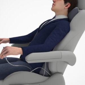 Pump Comfort Travel Pillow
