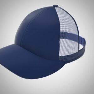 Open Back Mesh Trucker Hat