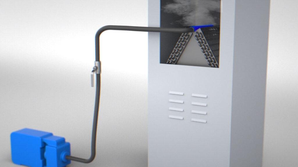 Interior Fogging System