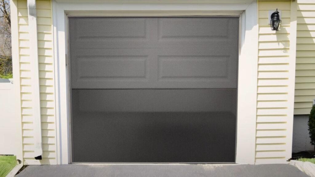 All Purpose Garage Screen