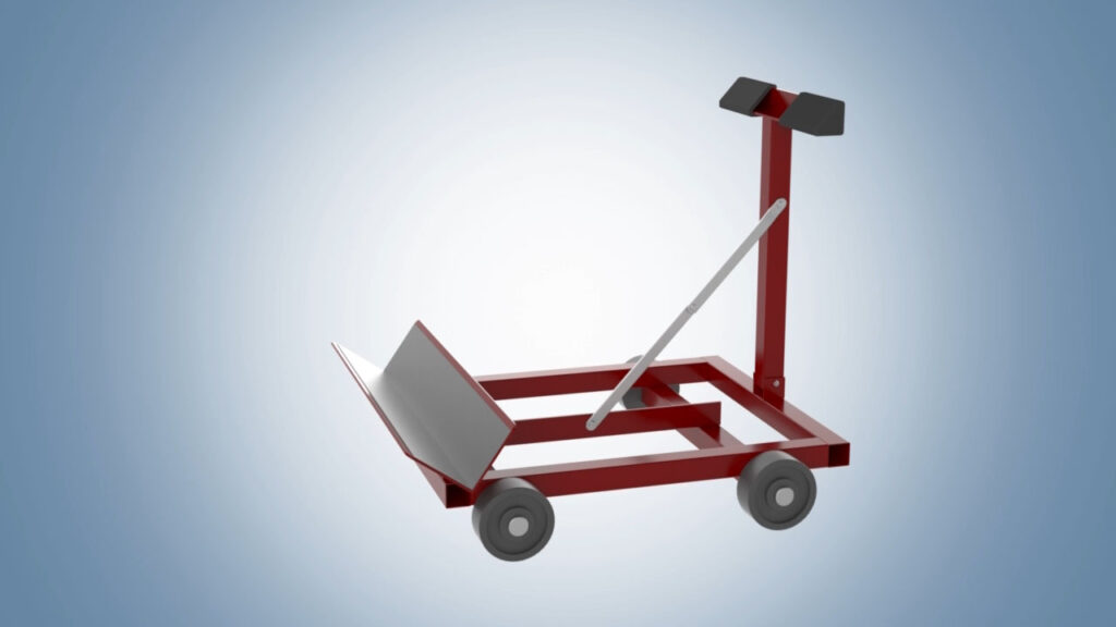 Portable Appliance Dolly