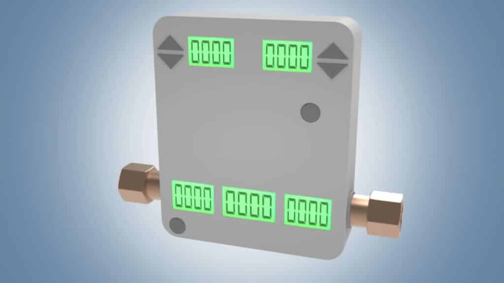 Intelligent Water Meter